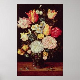 Flower Piece Poster