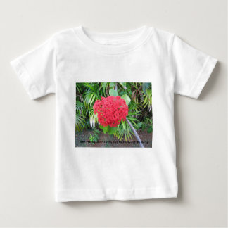 Flower Pleasure Baby T-Shirt