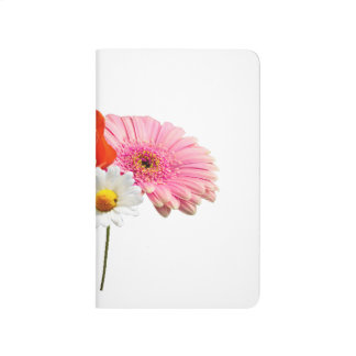 Flower Pocket Diary Journal
