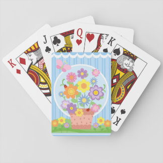 Flower Pot Playing Cards
