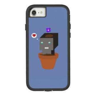 Flower pot Robot iPhone 7/8 case