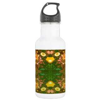 Flower Power 532 Ml Water Bottle
