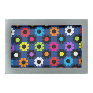Flower Power Belt Buckle