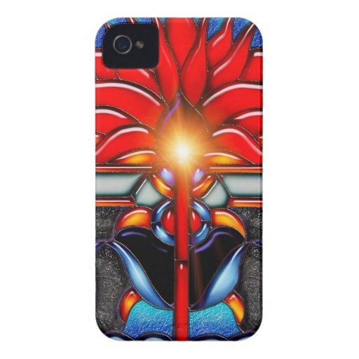 Flower Power - Blackberry Case Mate Case
