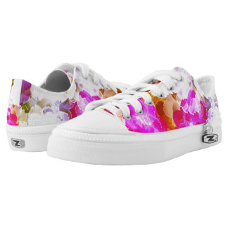 Flower Power Blossom Printed Shoes