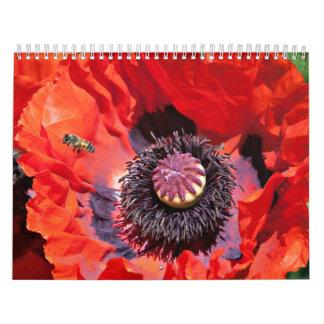 Flower Power Calendar