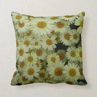Flower power cushion