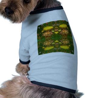 Flower Power Doggie Tee Shirt