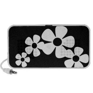 Flower Power Doodle Mini Speaker