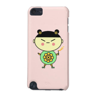 Flower Power Girl iPod Touch (5th Generation) Cases