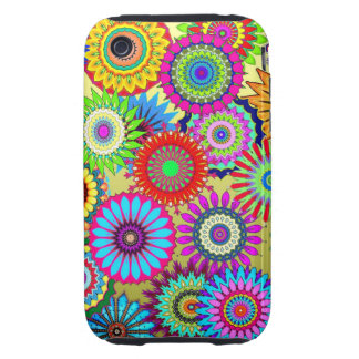 Flower Power iPhone 3G/3GS Case Tough iPhone 3 Cover