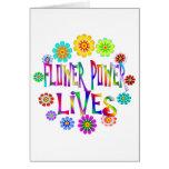 Flower Power Lives Cards