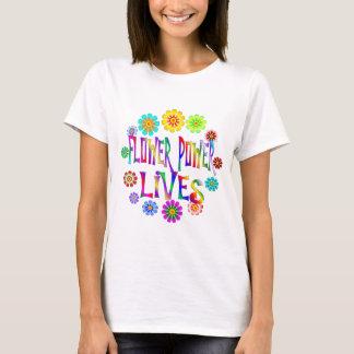 Flower Power Lives T-Shirt