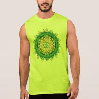 Flower Power of Life / Blume des Lebens Sleeveless Shirt