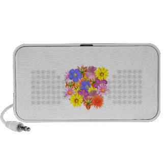 Flower Power Travelling Speaker
