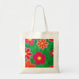 Flower Power Tote Tote Bag