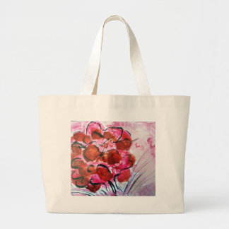 Flower Power Tote Bag! Jumbo Tote Bag