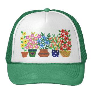 'Flower Power' Trucker Hat