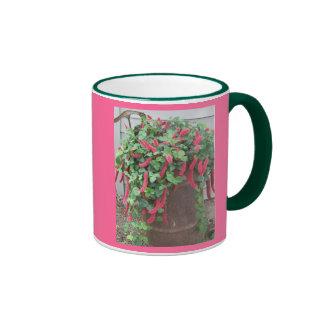 Flower Pump Coffee Mugs