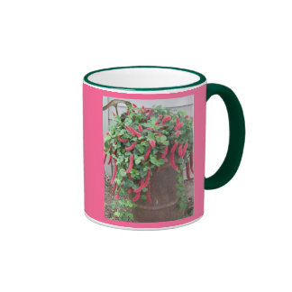 Flower Pump Ringer Mug