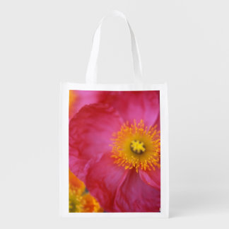 Flower Reusable Grocery Bag