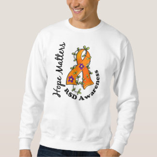 Flower Ribbon 4 Hope Matters RSD Sweatshirt