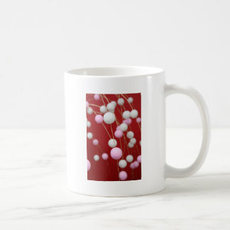 Flower rice cake coffee mugs