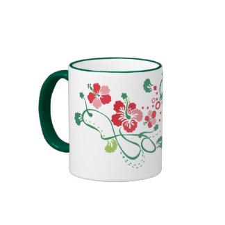 flower ringer mug