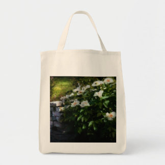 Flower - Rose - By a wall Bag