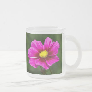 Flower ` s by Legurk Frosted Glass Mug
