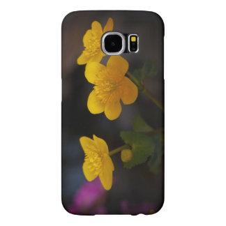 Flower Samsung Galaxy S6 Cases