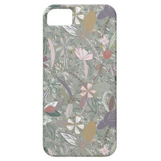 Flower seeds Morning mist iPhone 5 Case