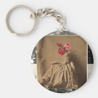 Flower Series II Into the Sea of our Love Key Chain