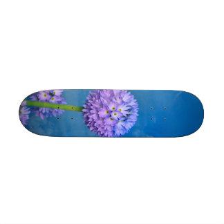 Flower Skateboard Deck