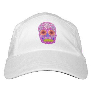 Flower Skull 2 Hat