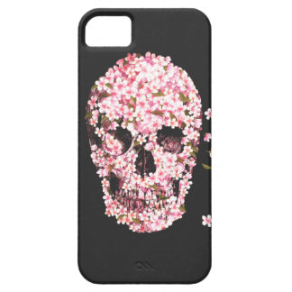 Flower Skull Iphone 5/5S Case