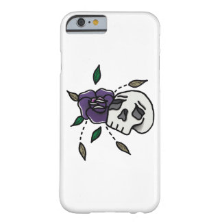 Flower // Skull Phonecase. Barely There iPhone 6 Case