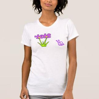 flower snail 1 T-Shirt