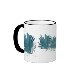 flower spikes mugs