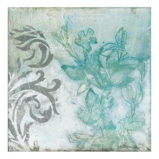 Flower Spray II Acrylic Print