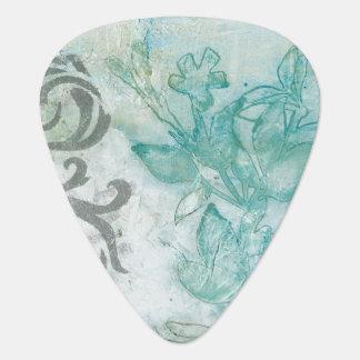 Flower Spray II Guitar Pick