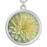Flower, still life  flowers custom necklace