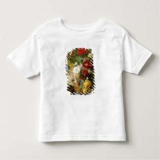 Flower Still Life on a marble ledge, 1800-01 Toddler T-Shirt