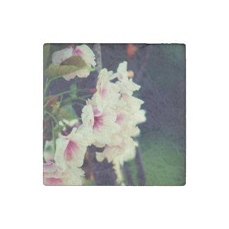 Flower Stone Magnet