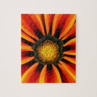 Flower Strips Jigsaw Puzzle