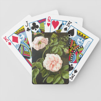 Flower Study (oil on canvas) Bicycle Playing Cards