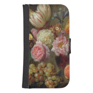 Flower Study Galaxy S4 Wallet