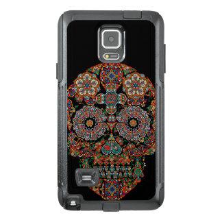 Flower Sugar Skull OtterBox Samsung Note 4 Case
