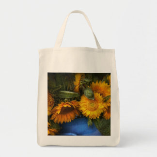 Flower - Sunflower - The suns have risen Tote Bag