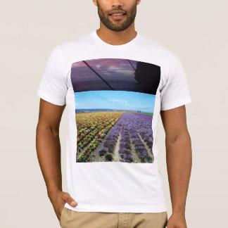 Flower & Sunrise T-Shirt